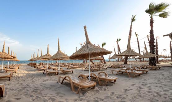 Sarımsaklı Plajları